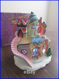 Department Dept 56 Post Office How Grinch Stole Christmas