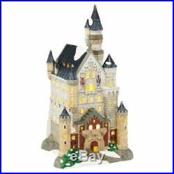 Dept56 Neuschwanstein Castle