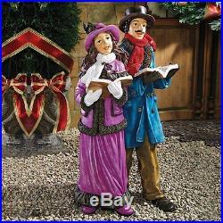 Design Toscano EU9319 Victorian Holiday Carolers Statue