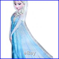 Disney Frozen Christmas Decorations Outdoor Inflatable Lights Yard Elsa Holiday