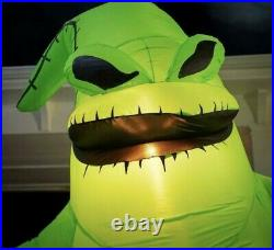 Disney Nightmare Before Christmas 10.5 ft Oogie Boogie Halloween Yard Inflatable