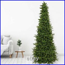 Easy Treezy 7.5 Foot Pre-Lit Realistic Douglas Fir Artificial Christmas Tree