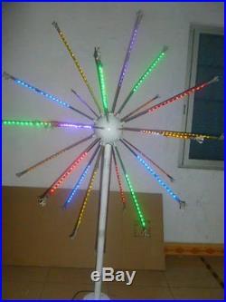 FREE SHIP 2m/6.6FT LED Fireworks Light Wedding Garden Christmas Light 5 Clours
