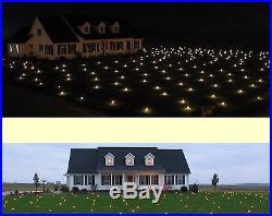 Fairy Lawn Lights LED Illuminated Garden Decoration Holiday Yard Christmas Decor