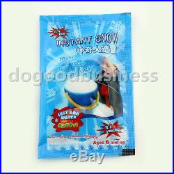 Fake Magic Instant Snow Fluffy Super Absorbant Decorations For Christmas Wedding