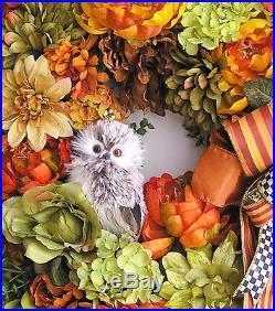 Fall Wreath, Halloween Wreath, Autumn Wreath, Thanksgiving Wreath, Christmas Wreath