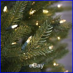 GE 9-ft Oakmont Spruce Artificial Christmas Tree 900 Multi-Function LED Lights