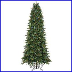 GE 9-ft Pre-Lit Frasier Fir Artificial Christmas Tree with Color Changing Lights