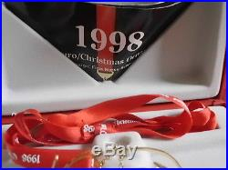 Georg Jensen Christmas Ornament 1998 for collectors