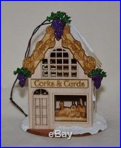 Ginger Cottages Corks & Curds GC115