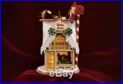 Ginger Cottages Polar Post Office GC123
