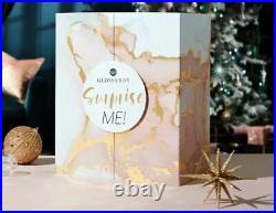 Glossybox Advent Beauty Calendar 2021 Gift Set Worth Over £465! Huda Beauty