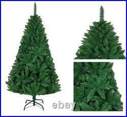 Green Christmas Tree Artificial Pine Bushy Outdoor Xmas Home Decoration 4-12FT