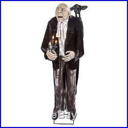 Halloween Animated Talking Butler 68
