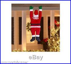 Hanging Santa Claus Christmas Decoration Outdoor Yard Decor Holiday Xmas NEW