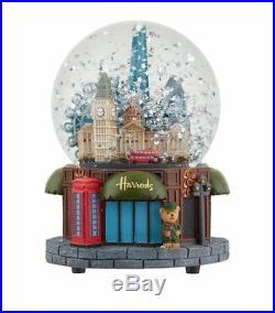 Harrods of London Skyline Snow Globe -Sold out in Harrods