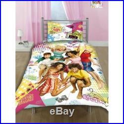High School Musical Double Duvet Set bed set kids film Christmas gift fun