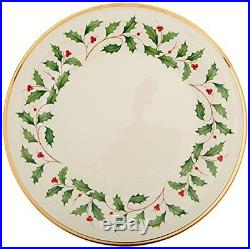 Holiday Dinnerware Set Christmas Party Table Decor Lenox 12 Pc 4 Place Setting