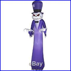 Holiday Living 16-ft x 7.44-ft Lighted Reaper Halloween Inflatable 74925