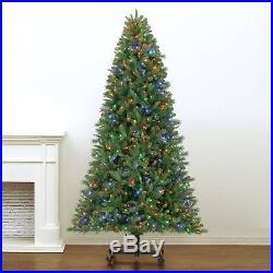 Holiday Time Grow and Stow 7-9′ Pre-Lit Douglas Pine Christmas Tree