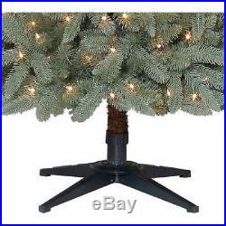 Holiday Time Pre Lit 7 5 Pre Lit Birchwood Quick Set