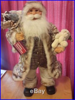 Holiday decoration Santa Claus Christmas Decor Figure 25