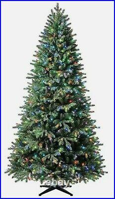 Holiday symphony 7.5 Ft Music Light Show Christmas Tree
