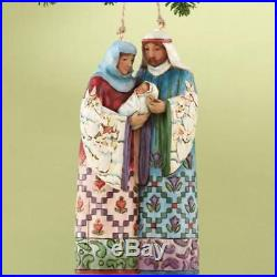 Holy Family Ornament Heartwood Creek Jim Shore Nativity Jesus 4007946