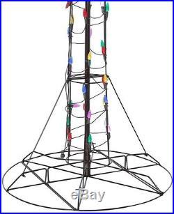 8ft White Christmas Tree