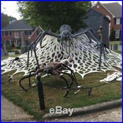 Home Depot Gargantuan Spider Halloween 9 FT