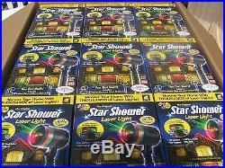Huge Lot Of 25 Star Shower Laser Lights Way Below Wholesale New