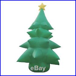 JUMBO 20 Foot Inflatable Christmas Tree Commercial Outdoor Balloon Decoration