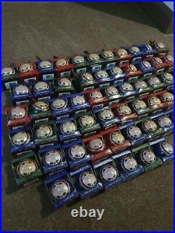 Job Lot Personalised Christmas Baubles (money box) Hanging various names