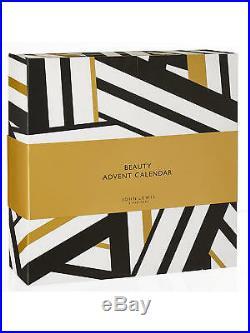 John Lewis Beauty Advent Calendar 25 drawer NARS Laura Mercier Charlotte Tilbury