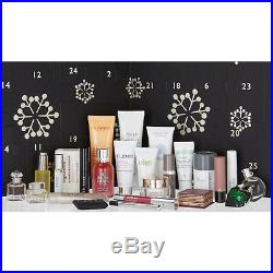 John Lewis Beauty Advent Calendar Marc Jacobs MAC Sarah Chapman Hermes Nars ESPA