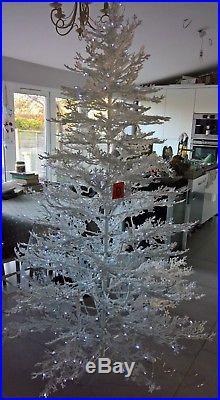 John Lewis Snow queen chtristmas tree pre lit 7ft (2.1m)