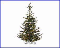 Kaemingk 6.5′ X 48 Pre-lit Everlands Nobilis Fir Artificial Christmas Tree