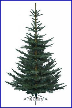 Kaemingk Natural Cut Fir Christmas Tree Green 180cm/1.8m/6ft FREE P&P
