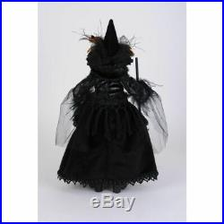 Karen Didion Originals Lighted Alice Witch Figurine, 21 Inches