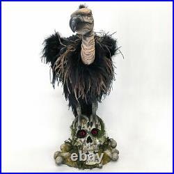 Katherine's Collection 2020 Midnight Vulture Figurine
