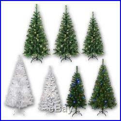 Künstlicher LED Weihnachtsbaum KALIX, Christbaum LEDs beleuchtet f Innen & Außen