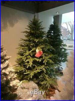 Künstlicher Weihnachtsbaum, Tannenbaum Spritzguss 2,5m 2,2m 1,8m Fichte Wild