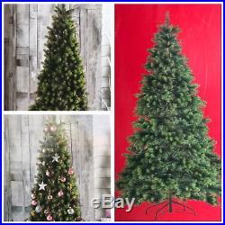 Künstlicher naturgetreuer Weihnachtsbaum Christbaum Tannenbaum Nordmanntanne