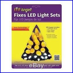 LED KEEPER LED Light Repair Tool Tests & Repairs Christmas LED Light Strings