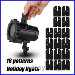LED Laser Moving Projector Lamp Landscape Light Christmas Xmas Outdoor Decor USA