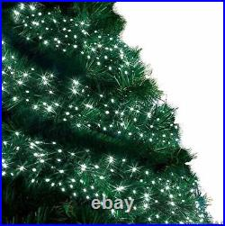 LED White Chaser Lights Indoor Outdoor Fairy String Xmas Tree Christmas Wedding