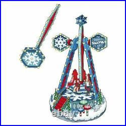 LEMAX 04737 The Spinning Snowflake Weihnachtsdorf Winterdorf