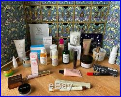 LIBERTY 2019 Beauty Advent Calendar With 25 Luxury Products Makeup RRP £500+