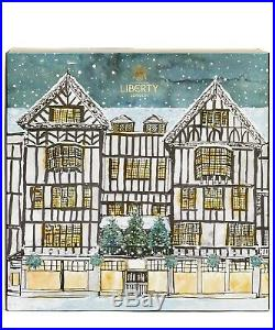 LIBERTY LONDON 2019 Beauty Advent Calendar REFILLED with 25 Luxe Products $550