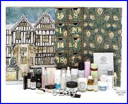 LIBERTY London Beauty Advent Calendar 2018 BNIB Worth Over £600